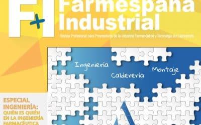 ¿QUIÉN ES QUIÉN EN INGENIERÍA FARMACÉUTICA?