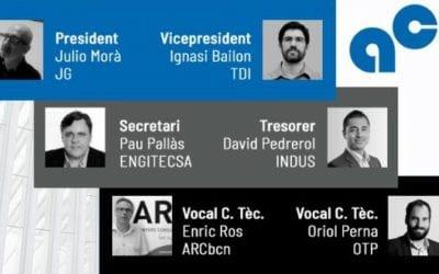 David Pedrerol- Director ejecutivo de Indus; se incorpora a la Junta Directiva del ACI como Tesorero